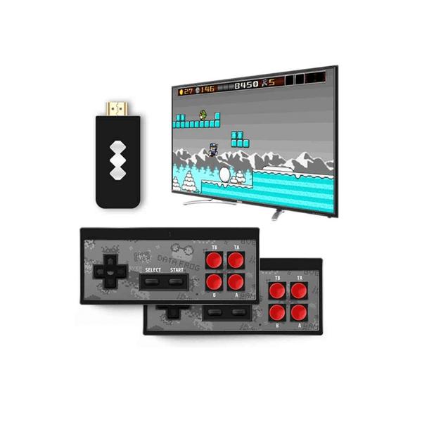 Consola-retro-wireless-controller