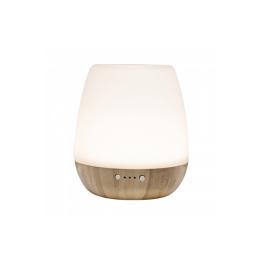 Lampa Aromaterapie din Bambus cu Ultrasunete