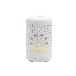 Lampa Aromaterapie din Ceramica cu Ultrasunete