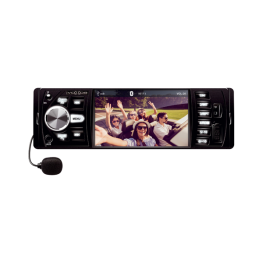 Radio Auto cu Ecran LCD