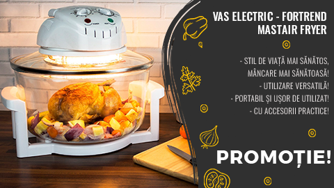 Vas Electric – ForTrend MastAir Fryer