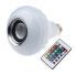 Bec LED Smart Cu Difuzor, Bluetooth, Telecomanda