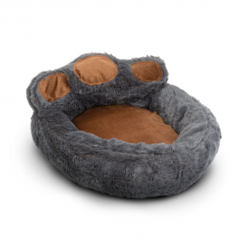 """Culcus Pentru Catei - Tip Labuta - Marime """"L"""" - 68 x 62 cm"""